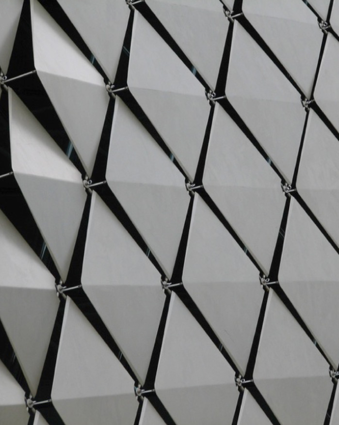 From Galvanized Sheet Metal Industrial Waste-flow to Building Skins and Envelope